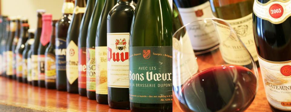 「焼鳥とベルギービール」 極上ビールと焼鳥が奥深く心地よい。 クラフトビール、ワイン、日本酒...今宵も大切な人と乾杯。